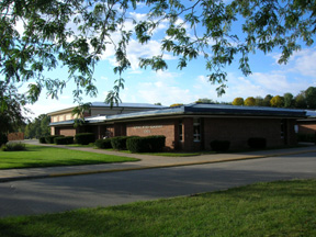 bowman woods school building
