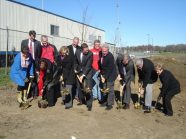 Aquatic Center Groundbreaking