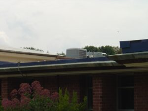 HVAC Units updated on roof