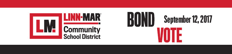 Linn-Mar Community School District - Bond Vote - September 12, 2017
