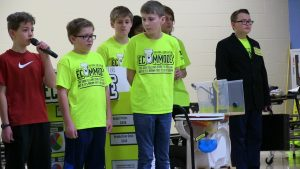 Oak Ridge LEGO Blasters Impress Judges at State - Linn-Mar