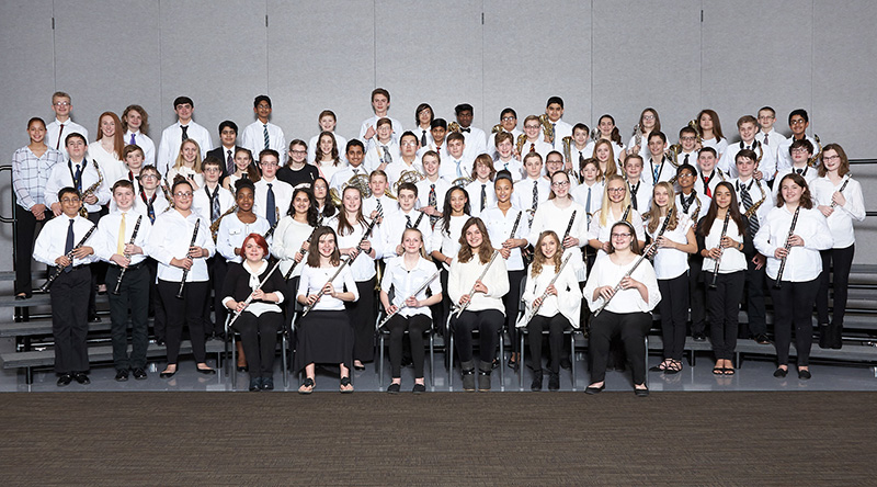 Oak Ridge 8th Grade Band