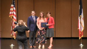 Kristen Beech Governor's Award
