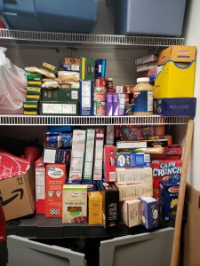 Feb FoodDrive overstock
